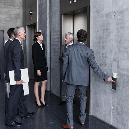 特沃斯电梯 — 画册设计