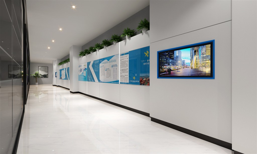 文化墙设计公司- 公司员工文化墙