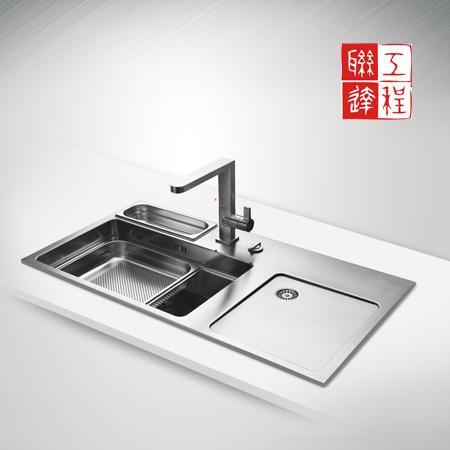 联达厨具--苏州设备工程彩页设计