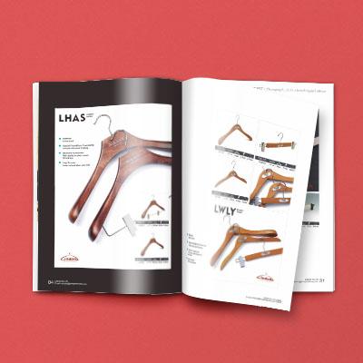 联东衣架--苏州宣传册设计