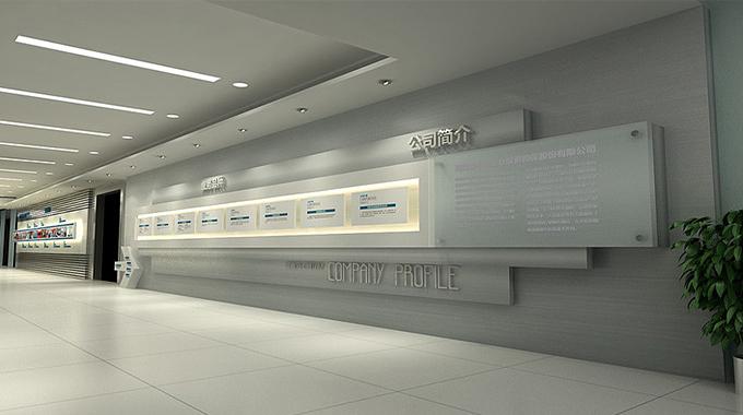 企业文化墙设计这样才能让老板喜欢,员工暖心