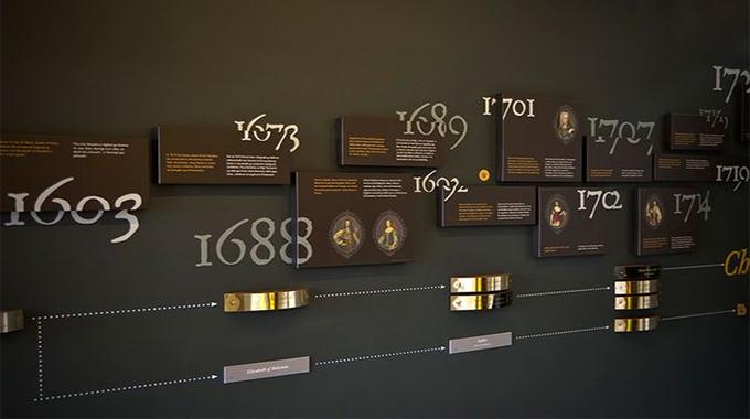 企业文化墙要呈现出那些东西—苏州文化墙设计