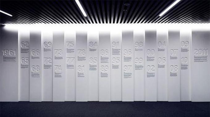 企业宣传墙设计制作
