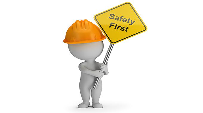 厂区车间安全标识标牌设计制作注意事项
