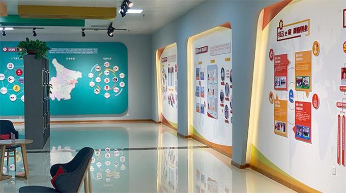 无锡企业文化墙设计—专业的文化墙设计公司