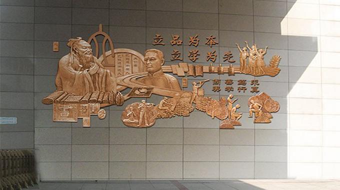 苏州校园文化设计—校园文化与校园文化墙建设