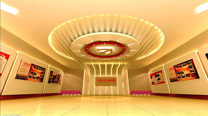 苏州党建文化展厅设计—需要注重哪些方面?