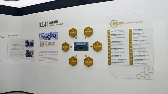 苏州广告公司—文化墙设计如何获得客户信任?