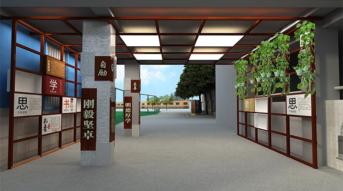 苏州广告公司—注重校园文化建设构建和谐校园