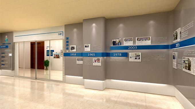 苏州广告公司—文化墙设计对企业发展的作用