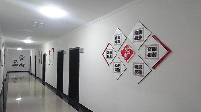 苏州文化墙设计—事业单位文化墙建设的重要性