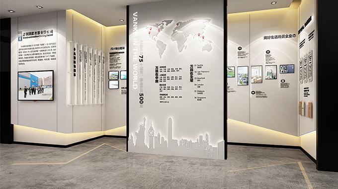 上海广告公司—文化墙设计有哪些视觉传达效果